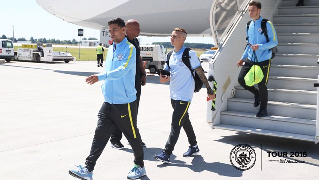 GAME TIME: After two weeks of training, the squad will be looking forward to a first taste of match action.