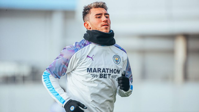 CITY GENT: Aymeric - counting the days down to his return