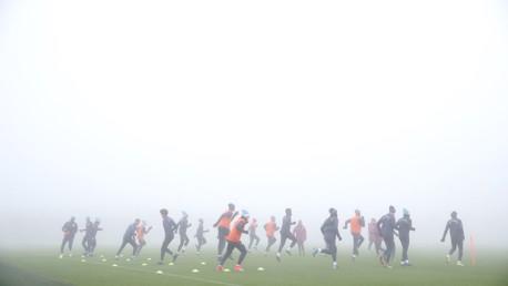 PEA-SOUPER: A spooky vista!