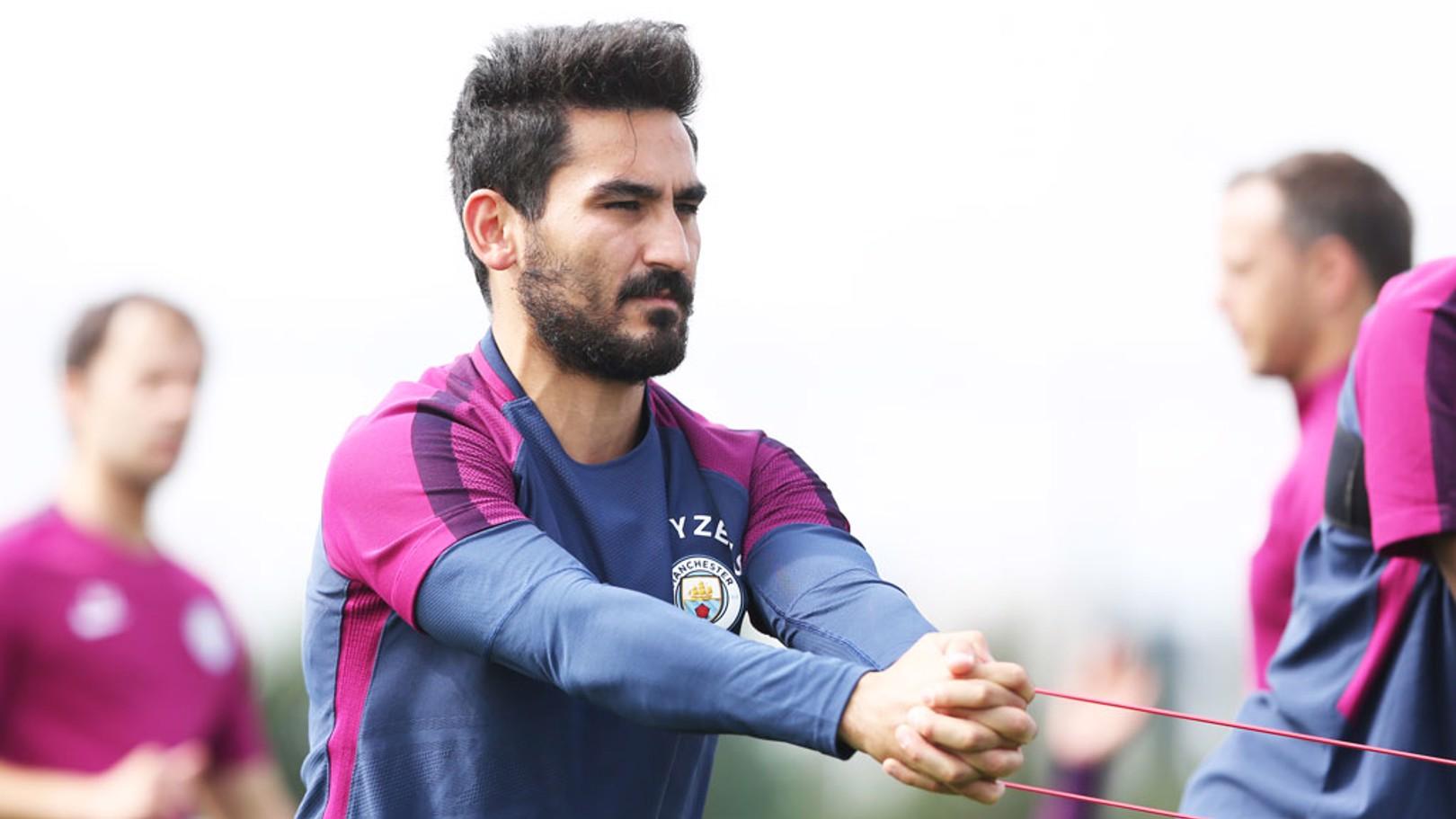 El City entrenará esta semana en Girona.