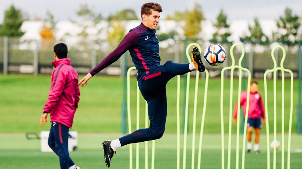 CONTROL: A flying leap from John Stones