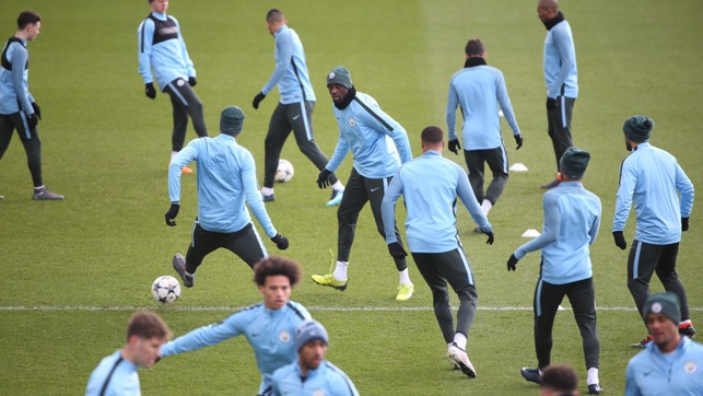 SQUAD: The players getting set for a tough test against Basel