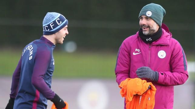 SMILE: Happy smiles during training