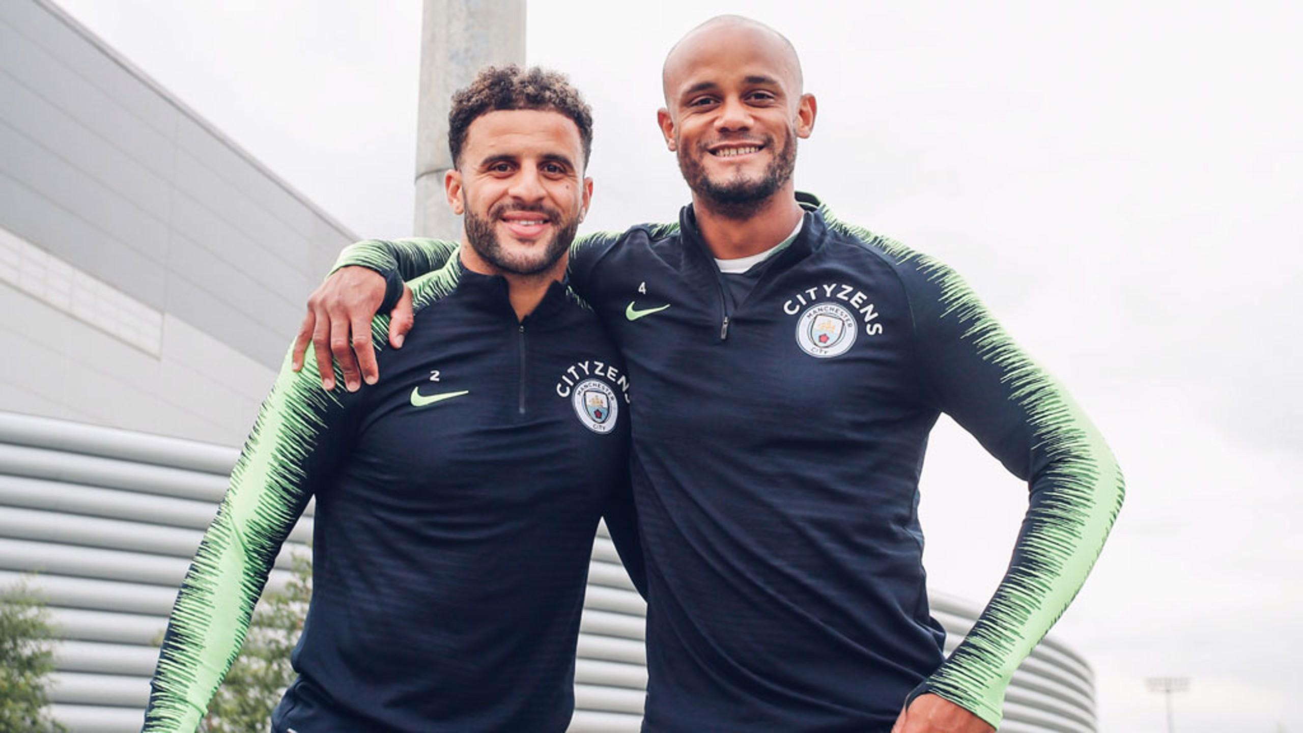 DUO KARANG: Senyuman manis dari Vinnie dan Kyle