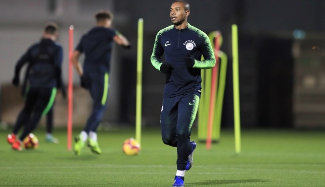 FERNANDINHO: Already one of our players of the season...