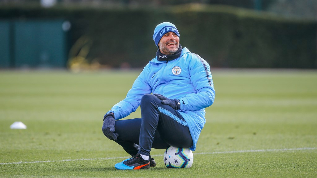 Guardiola: 'A privilege to be in this situation'