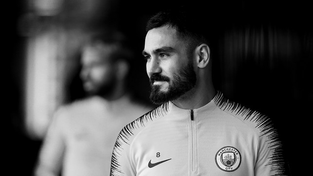 BETTER: Ilkay Gundogan will look to add to his four assists in this season's FA Cup