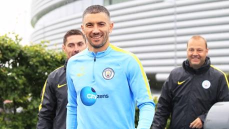 Aleks Kolarov gabung AS Roma