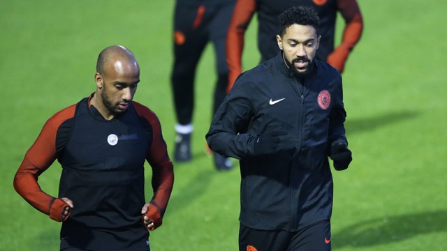 JUST FAB: Delphy could be in contention against Celtic