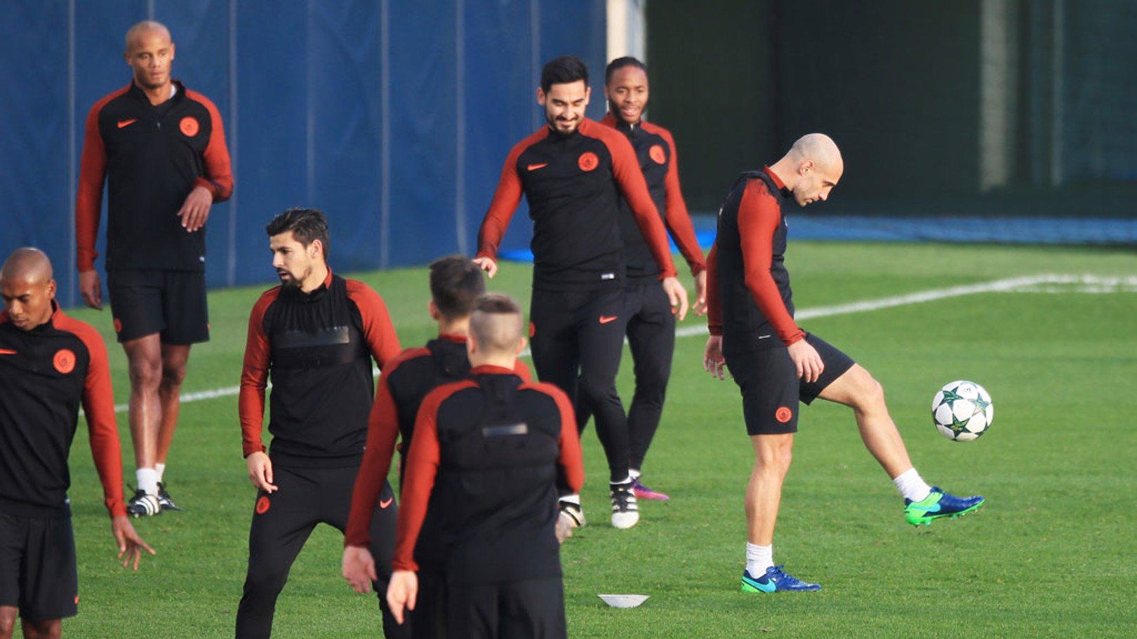 City v Barcelona: Team news and tactics