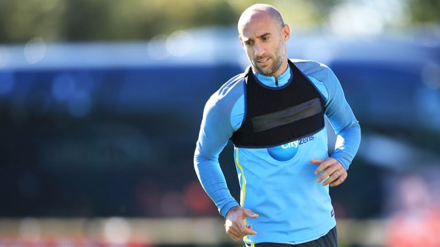 PAB ZAB: Argentine full-back on the march