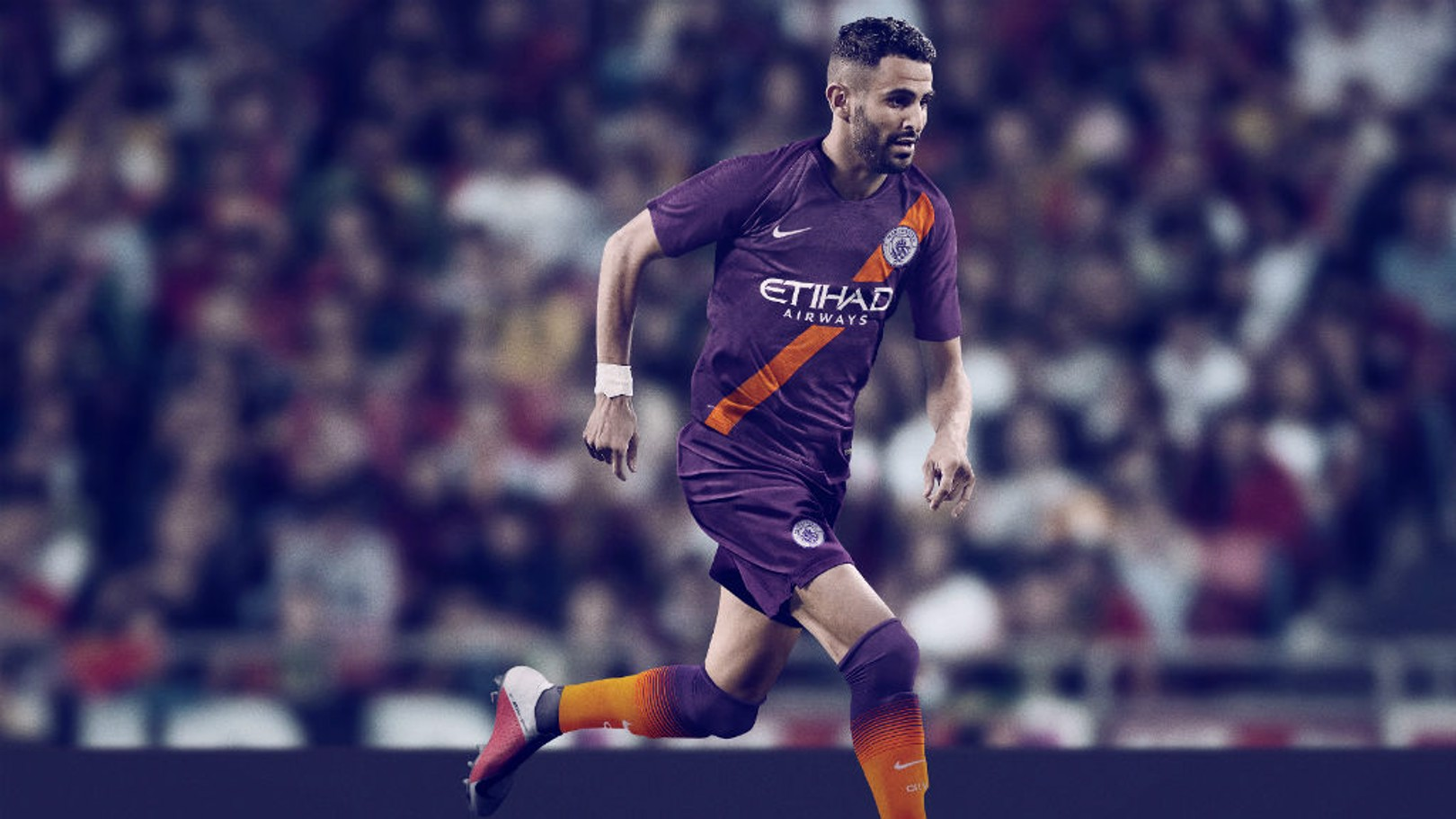 REVEALED: City's new third kit, inspired by the past and present.