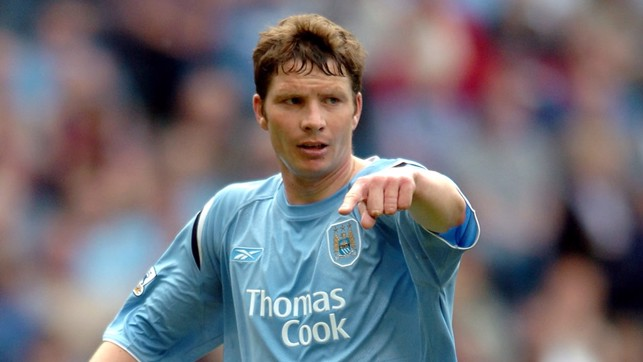 TARNAT: German full-back came to City at the end of his career and is remembered for a stunning free-kick against Blackburn.