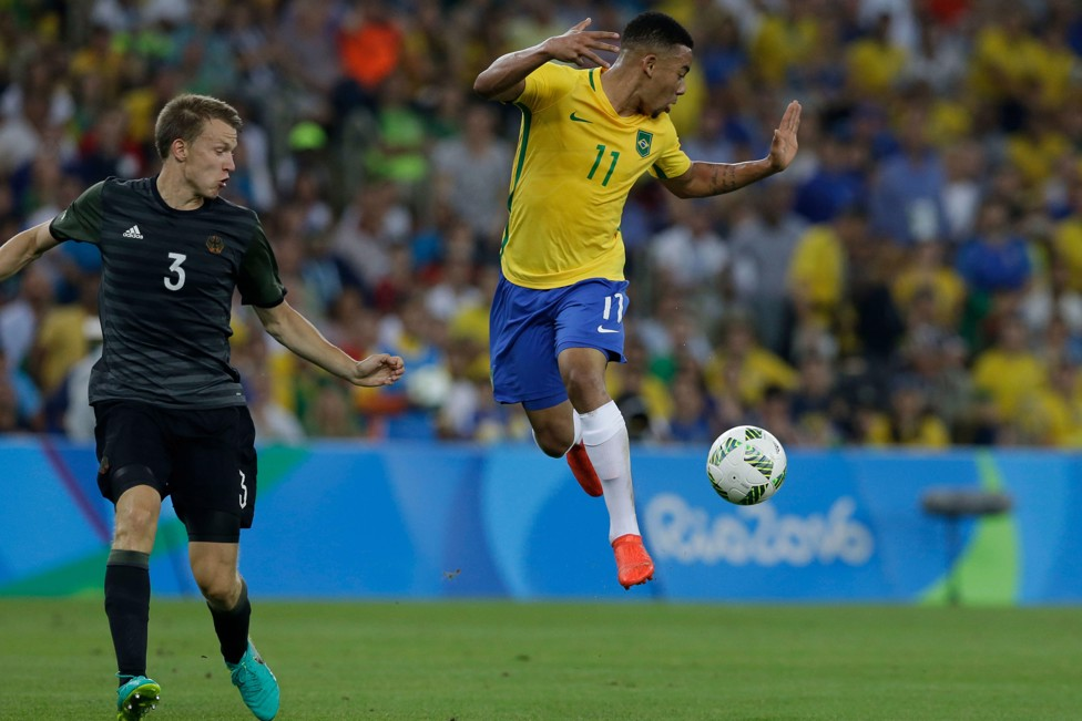 BRAZILIANT! Gabriel Jesus will link up with City in January