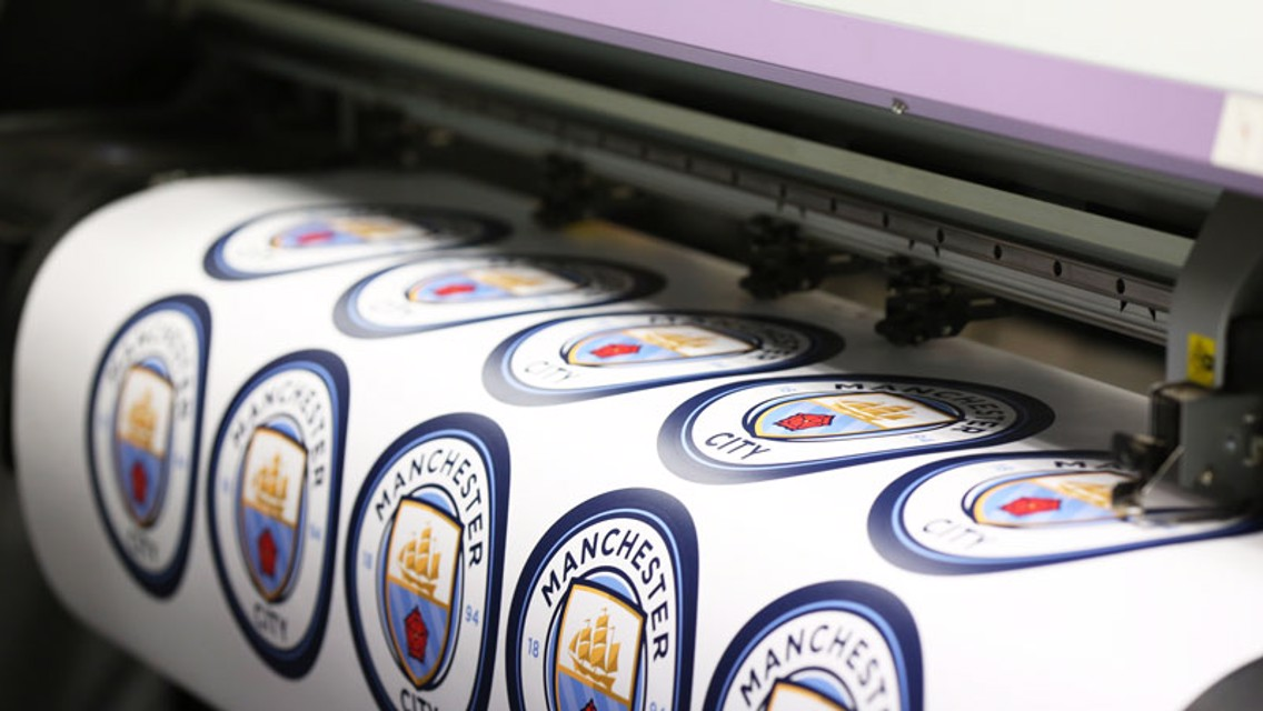 History in the making: New City badge launch