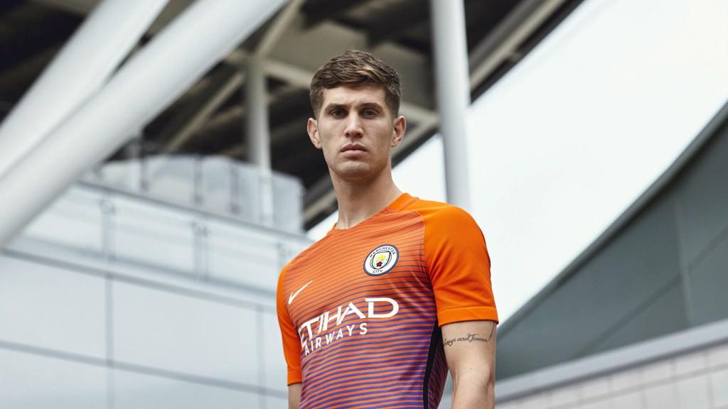 Maillot Extérieur Manchester City Arijanet Muric