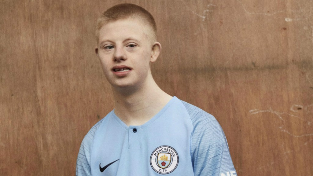 Seconda Maglia Manchester City Arijanet Muric