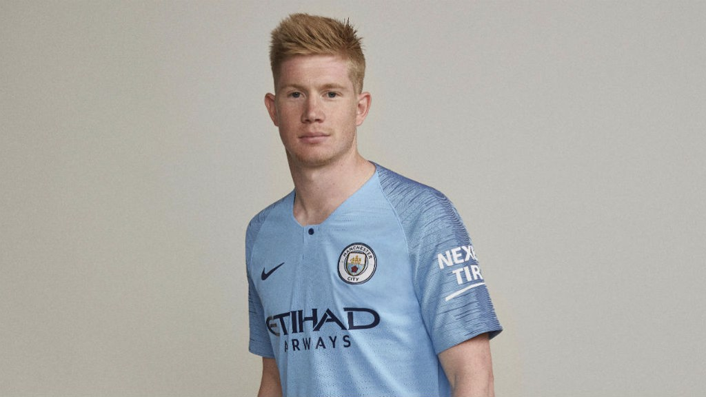City revela novo uniforme