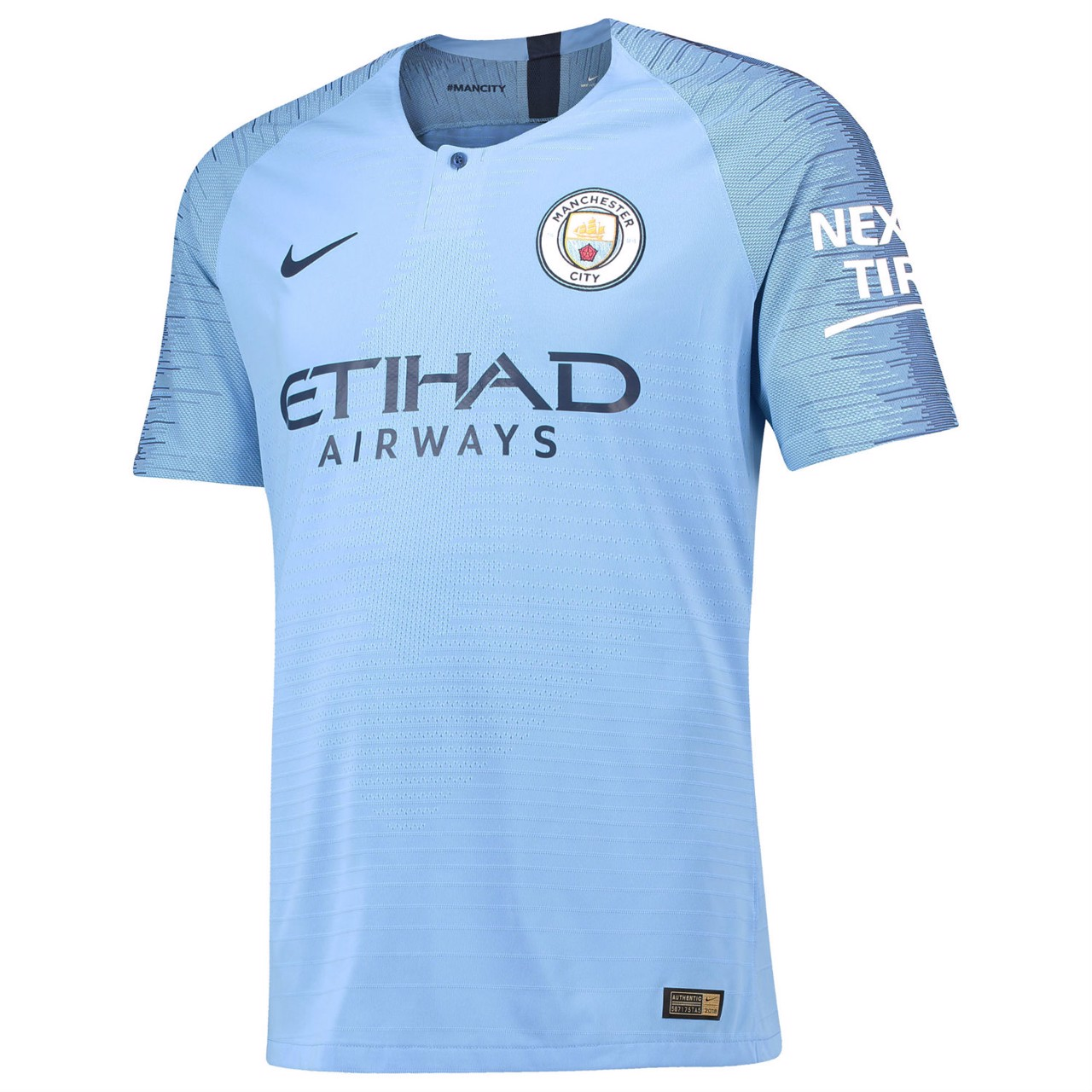 Camiseta Manchester City 2018
