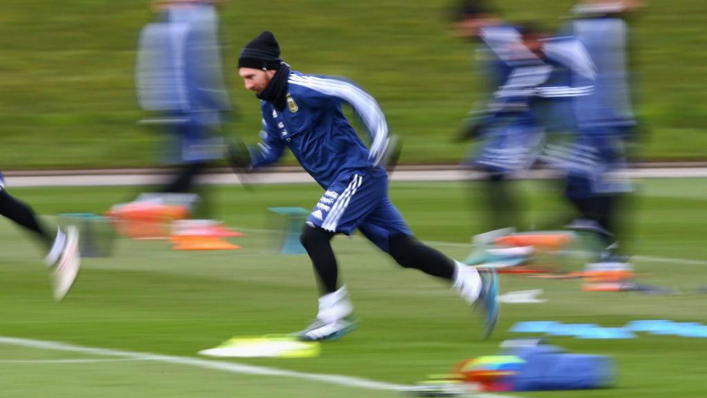 FOCUS: Lionel Messi
