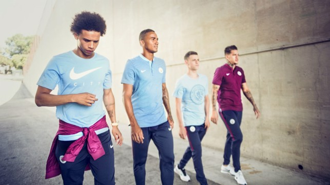 THREADS: Our 2017/18 Nike Football collection.