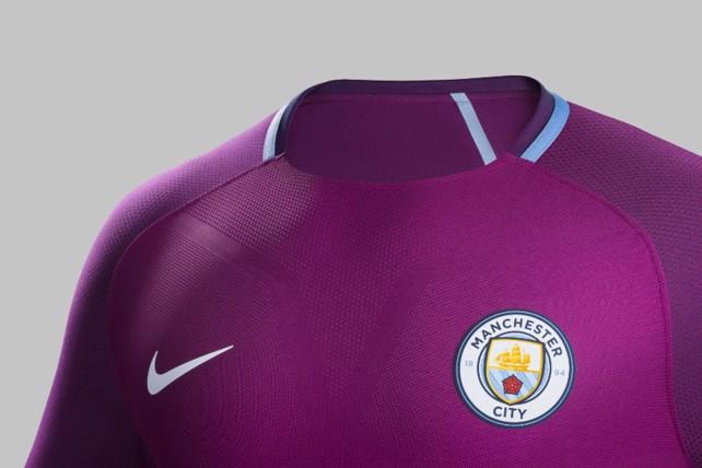 promo code 0cf38 2dbb7 2017/18 Manchester City Away kit