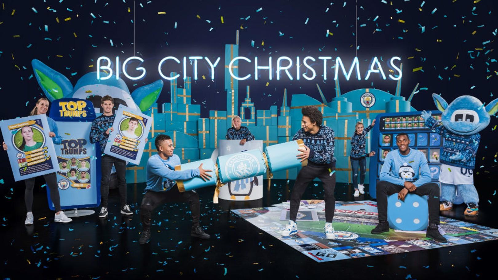 CELEBRATION: Big City Christmas