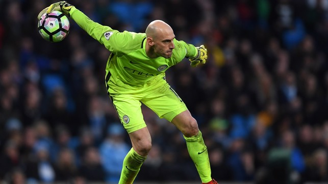 WILLY CABALLERO: Popular former keeper and penalty-saving expert