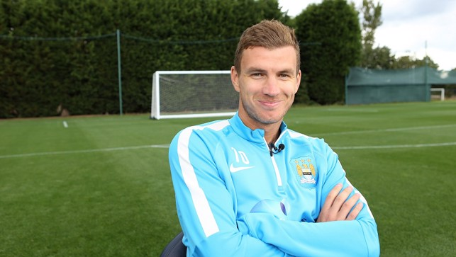 2011: Edin Dzeko joins in January 2010