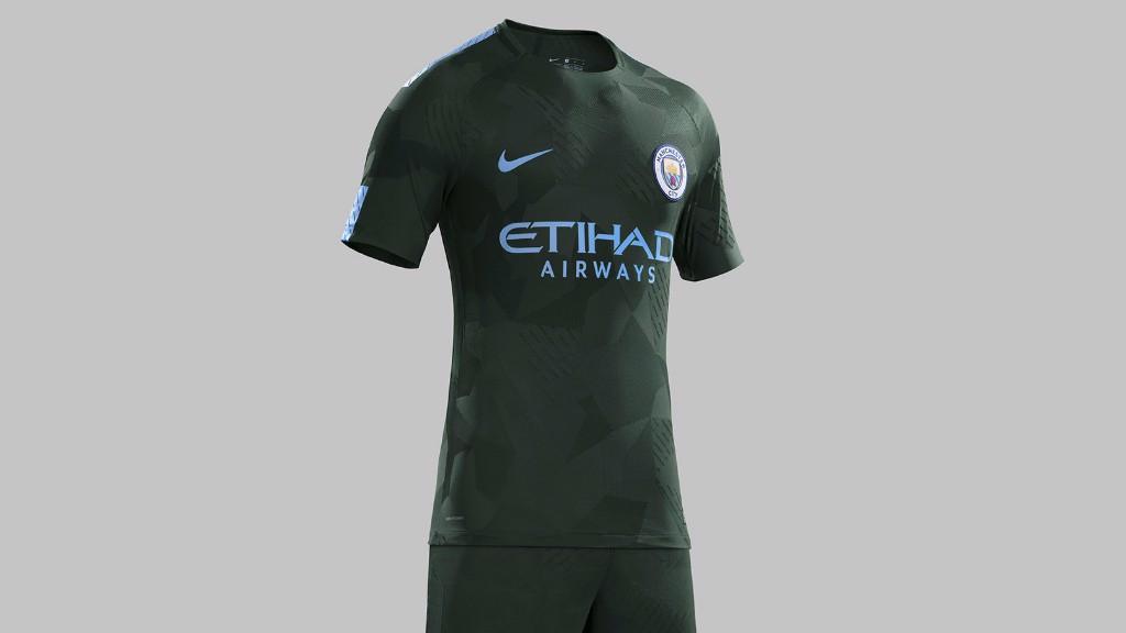 Revelado o terceiro uniforme 2017/18