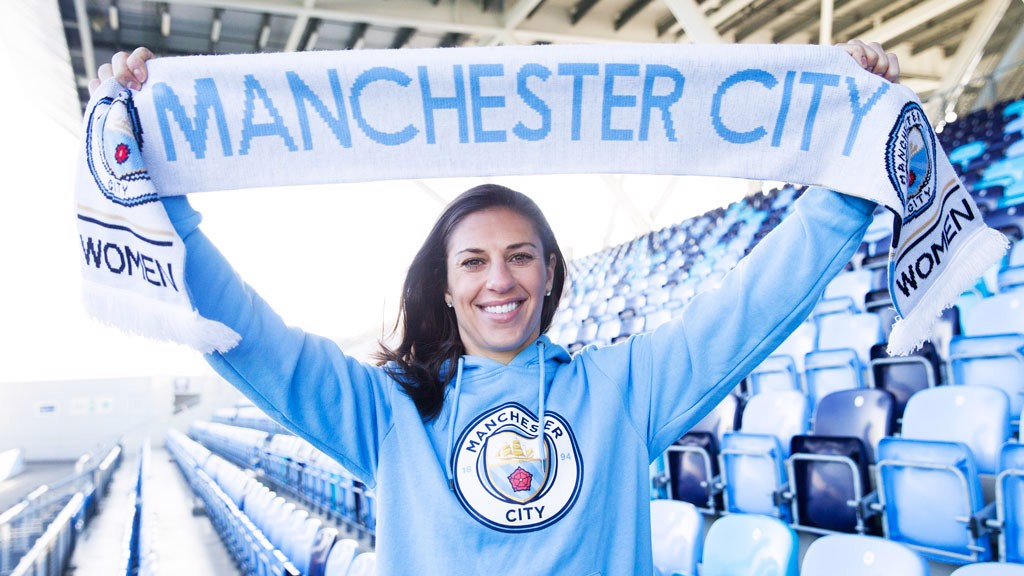 Carli Lloyd Quotes Captivating Carli Lloyd In Quotes  Manchester City Fc