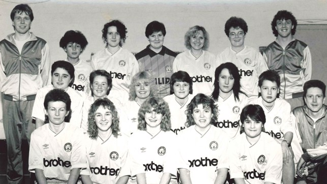 SISTERS AND BROTHER: Pioneers of the women's game