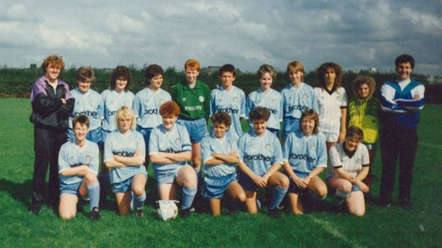 BLUE SKY THINKING: The team of the mid-nineties