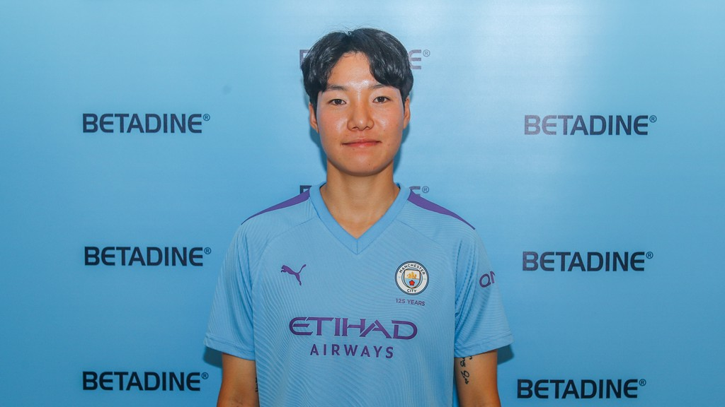 HISTORY: Geum-min spent two years at Seoul, bagging 26 goals and creating 12 assists in 57 appearances, across three seasons, before joining Gyeongju KHNP in 2018.