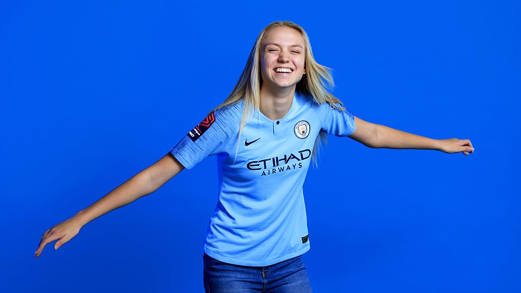 Loan Watch: Catching up with Esme Morgan...