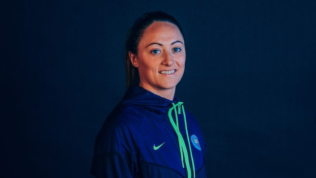 FOCUS: Megan says she can't wait for the new season to come round