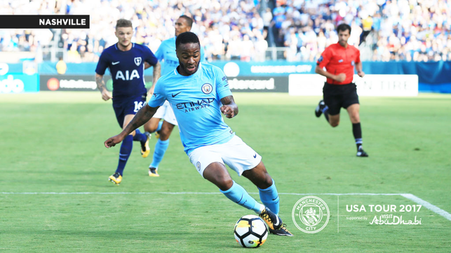 SPACE: Sterling turns to find space in the box