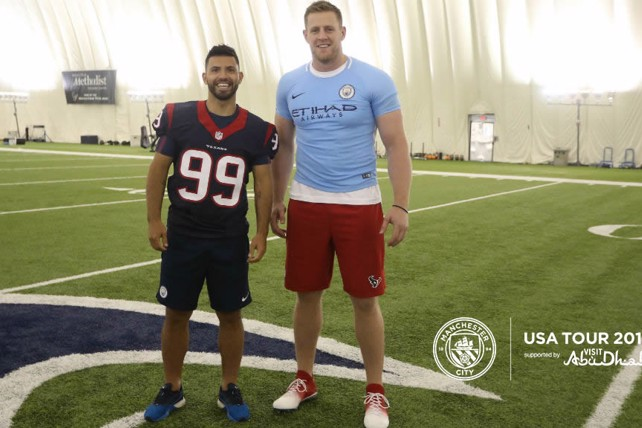 ¿Cuánto mide Sergio Kun Agüero? - Real height Aguerowattshirts
