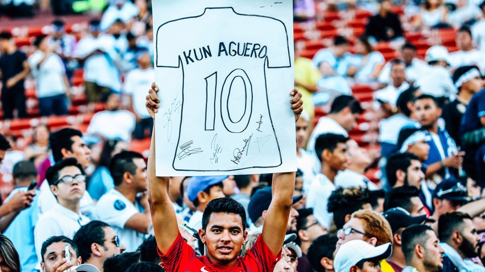 10 OUT OF 10: Sergio's the man for this fan