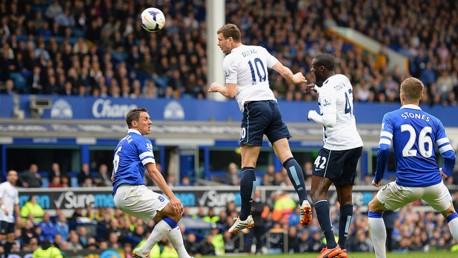10 gol terakhir v Everton