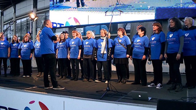Manchester City Show Choir