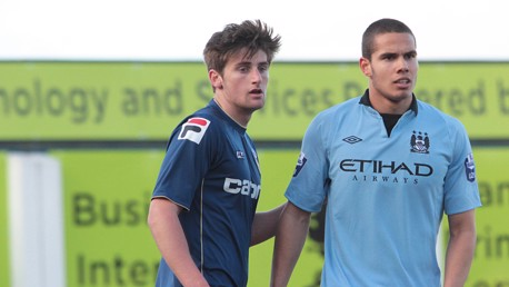 City EDS: match highlights