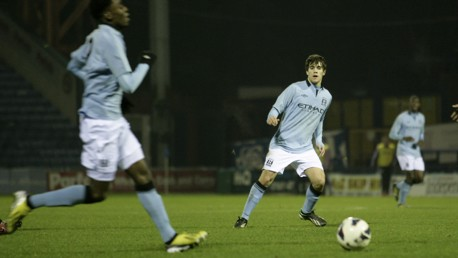 Blues draw Burnley in FA Youth Cup