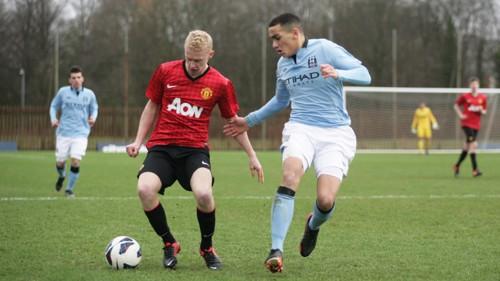 U18 v United Pic 2