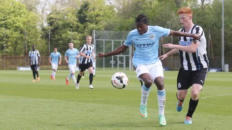 City u18s v Newcastle: Match highlights
