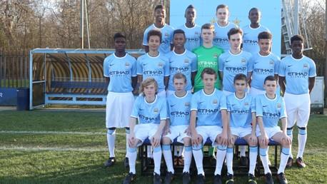 Manchester City under 14s