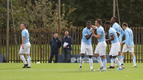 International City u18s v Southampton match report