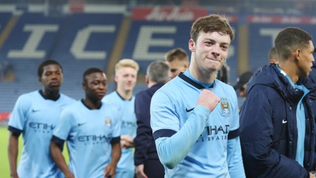 Leicester v City u18s: Youth Cup highlights