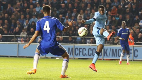 City u18s v Chelsea: FA Youth Cup final highlights