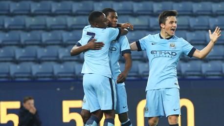 City sub-18 na final da FA Youth Cup